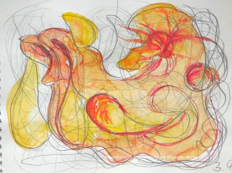 Kunsttherapie Praxis Wolfgang Albrecht Berlin