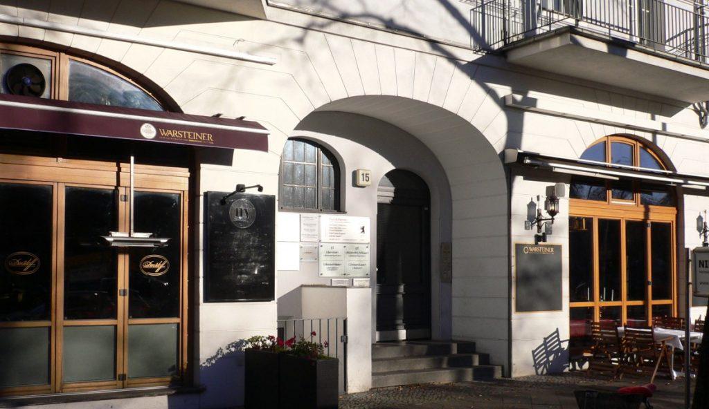 Berufserfahrungen Wolfgang Albrecht Praxis für Psychotherapie, Psychoanalyse und Coaching in Berlin Charlottenburg Wilmersdorf